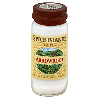 Spice Islands Arrowroot, 2.50 oz