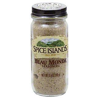 Spice Islands Beau Monde Seasoning,3.5 OZ