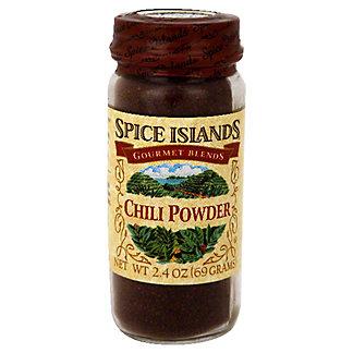 Spice Islands Gourmet Blends Chili Powder,2.4 OZ