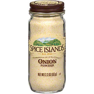 Spice Islands Onion Powder,2.2 OZ