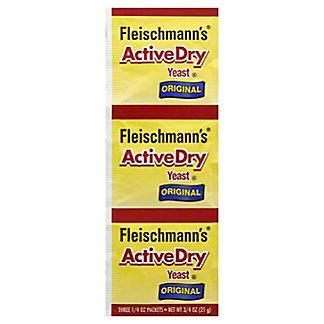 Fleischmann's Active Dry Yeast, 3 ct