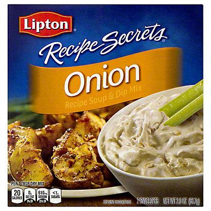 Lipton Recipe Secrets Soup and Dip Mix Onion, 2 oz