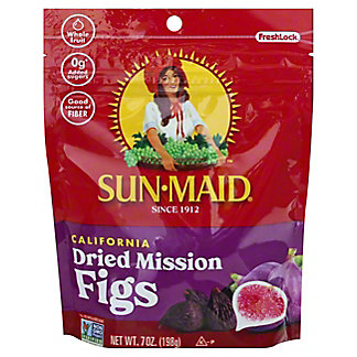Sun-Maid California Mission Figs,7 OZ