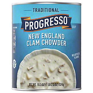 Progresso Traditional New England Clam Chowder Soup,18.5 OZ