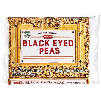 H-E-B H-E-B Black Eyed Peas,16.00 oz