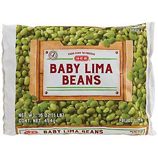 H-E-B H-E-B Baby Lima Beans,16.00 oz