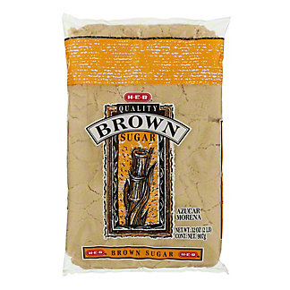 H-E-B Brown Sugar, 2 lbs