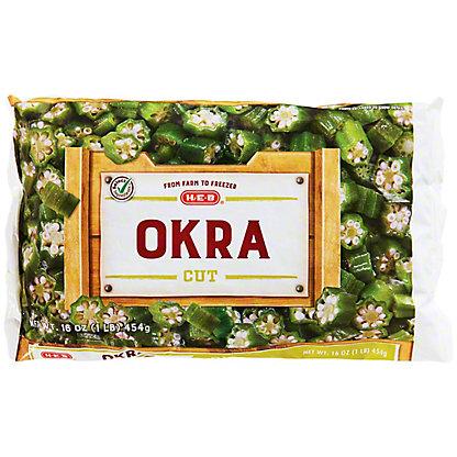 H-E-B H-E-B Cut Okra,16.00 oz