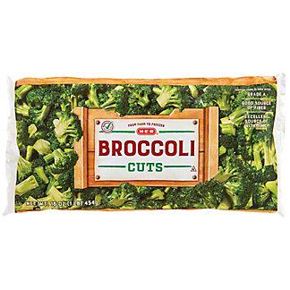 H-E-B H-E-B Broccoli Cuts,16 oz