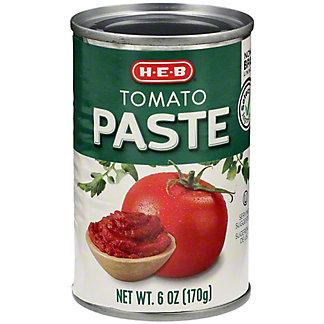 H-E-B Tomato Paste,6 oz