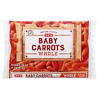 H-E-B H-E-B Baby Carrots,16.00 oz