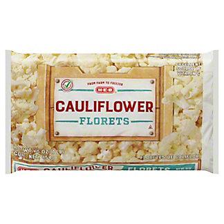 H-E-B H-E-B Cauliflower Florets,16 OZ