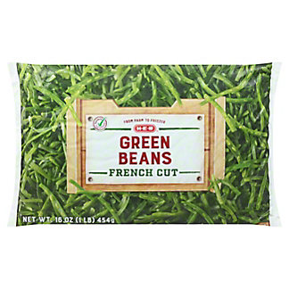 H-E-B H-E-B French Cut Green Beans,16.00 oz