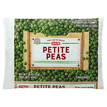 H-E-B H-E-B Petite Green Peas,16.00 oz