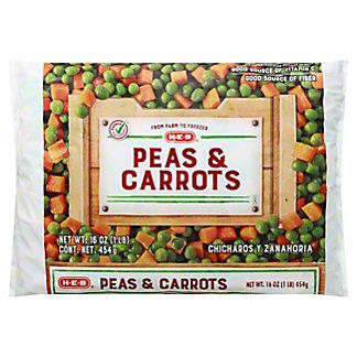 H-E-B H-E-B Peas & Carrots,16.00 oz