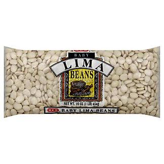 H-E-B Baby Lima Beans,16 OZ