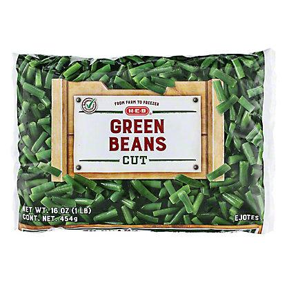 H-E-B H-E-B Cut Green Beans,16 OZ