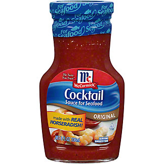 McCormick McCormick Original Cocktail Sauce for Seafood,8 oz