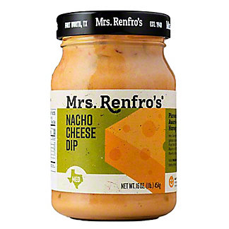 Mrs. Renfro's Medium Nacho Cheese Sauce, 16 oz