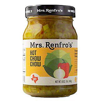 Mrs. Renfro's Hot Chow Chow,16 OZ