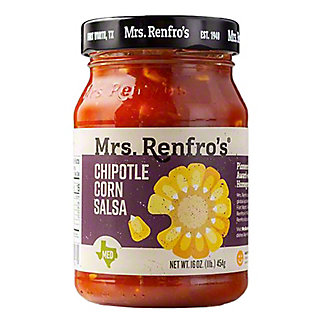 Mrs. Renfros Chipotle Corn Salsa, 16 OZ