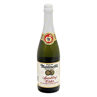 Martinellis Gold Medal Sparkling Cider, 25.4 oz