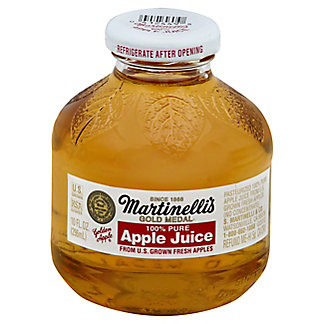 Martinellis Gold Medal 100% Pure Apple Juice,10 OZ