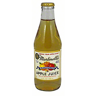Martinellis Gold Medal Sparkling Apple Juice,10.00 oz