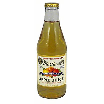 Martinellis Gold Medal Sparkling Apple Juice,10.00 oz