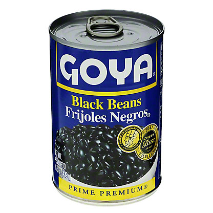 Goya Premium Black Beans,15.5 OZ