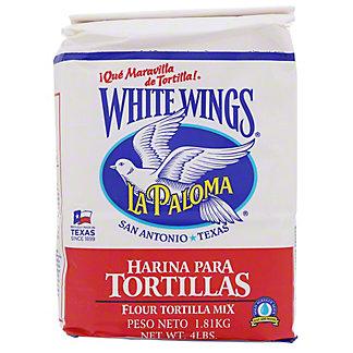 White Wings Flour Tortilla Mix, 4 lb