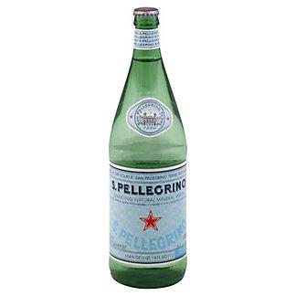 S.Pellegrino San Pellegrino Sparkling Mineral Water,33.8 Z