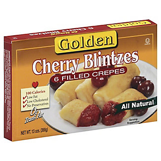Golden Cherry Blintzes,6 CT