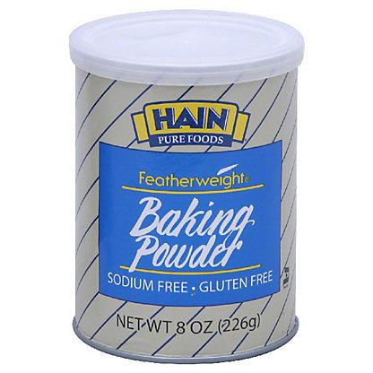 Hain Featherweight Baking Powder,8 oz