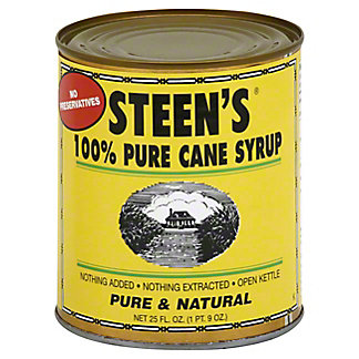 Steen's 100% Pure Cane Syrup,25 OZ