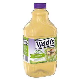 Welch's 100% White Grape  Juice,64 OZ