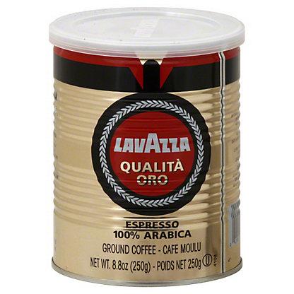 LavAzza Ground Coffee Cafe Qualita Oro Espresso,8.8 OZ