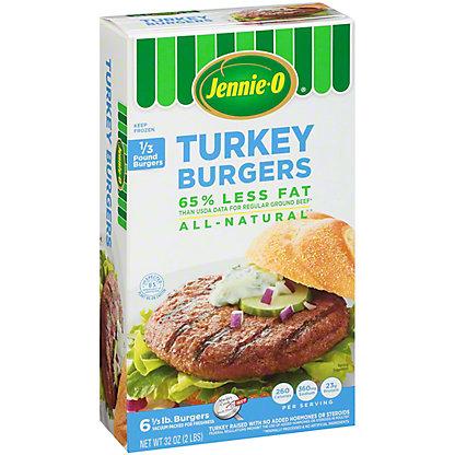 Jennie-O Lean Turkey Burgers,32OZ