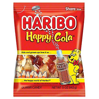 Haribo Happy-Cola Gummi Candy, 5 oz
