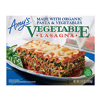Amy's Vegetable Lasagna,9.5 oz