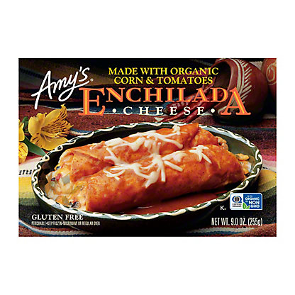 Amy's Cheese Enchilada, 9 oz