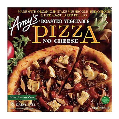 Amy's Kitchen Veggie Pizza,12 oz