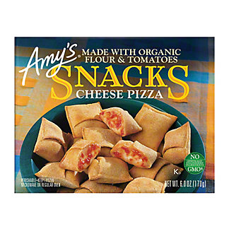 Amy's Cheese Pizza Snacks, 6 oz