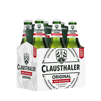 Clausthaler Non-Alcoholic Beer  6 PK Bottles, 12 oz