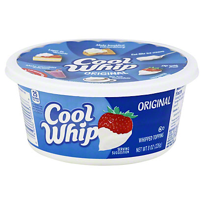 Kraft Cool Whip Original Whipped Topping, 8 oz