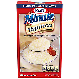 Kraft Minute Tapioca Pudding Mix,8 oz