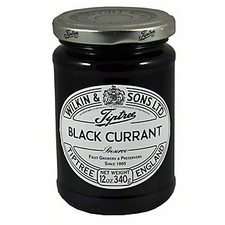 Wilkin & Sons Ltd Tiptree Black Currant Preserves,12.00 oz
