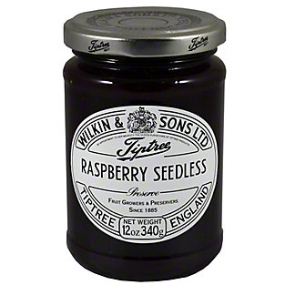 Wilkin & Sons LTD Tiptree Seedless Raspberry Preserves, 12.00 oz