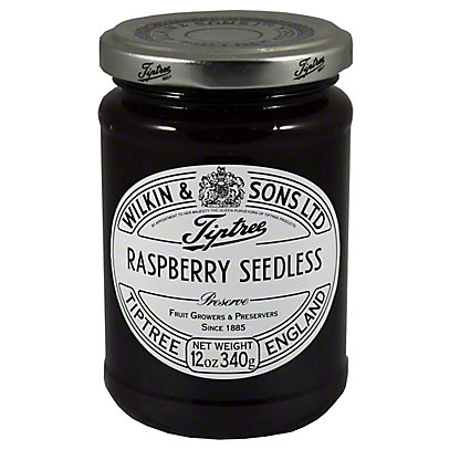 Wilkin & Sons LTD Tiptree Seedless Raspberry Preserves, 12.00 oz
