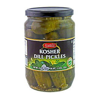 ZerGut Kosher Dill Pickles,24 OZ